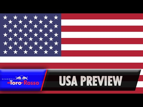 F1 2019: USA Grand Prixview - Pierre Gasly