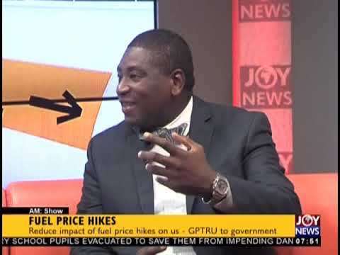 Ghana's Frequent Borrowing Is A Factor To Fuel Price Hikes - AM Talk on JoyNews (19-9-18)