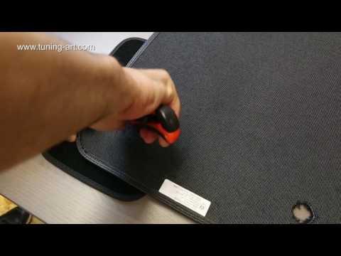 Tuning-Art # Anleitung Einbau einer Fußmatten Befestigung leicht gemacht!