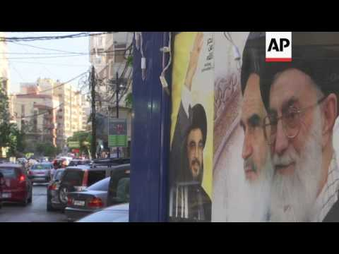 How is the region anticipating Tehran's elections?