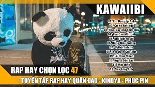 Những Bài Nhạc Rap Hay Nhất 2018 - Rap Buồn Lấy Nước Mắt Triệu Người Của Quân Đao, KindyA, Phúc Pin