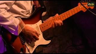 "(OFFICIAL) Eric Johnson band @ Accadia Blues 2012 - ""Manhattan"" - 21/07/2012"