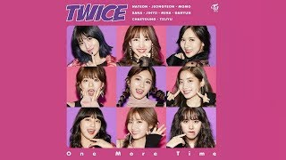 """[NEWS] TWICE To Release 1st Japanese Single Album """"One More Time"""""""
