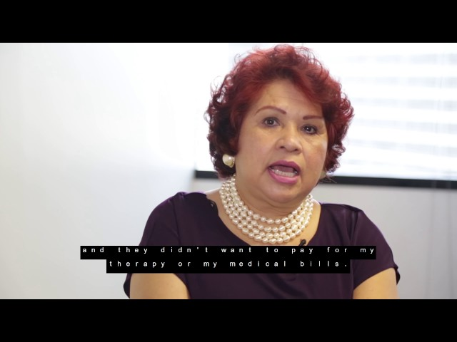 Personal Injury Testimonial (Spanish)
