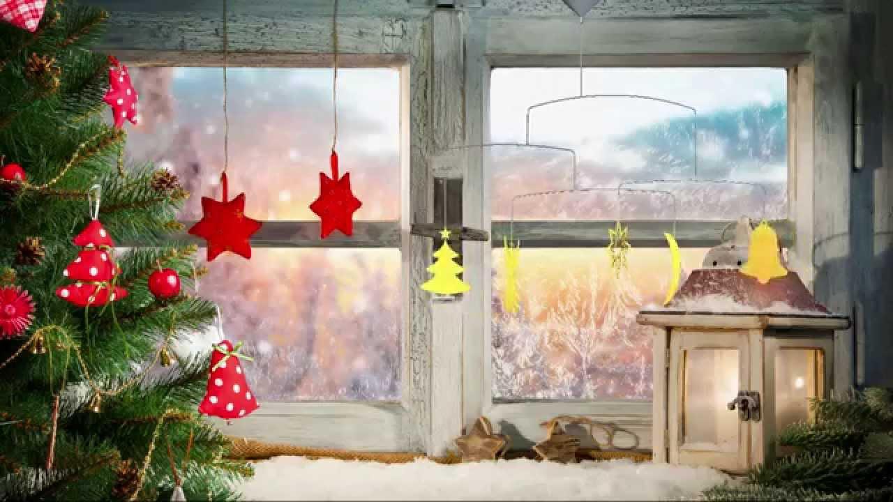 Vorschaubild: Solid Edge: Weihnachts-Mobile in Bewegung bringen