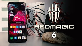Nubia Red Magic 6 - First Design Leak!