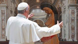 Iluminacki schizmatyk paczamamowy Bergolio ogłosił ostateczne rozwiązanie kwesti katolickiej !