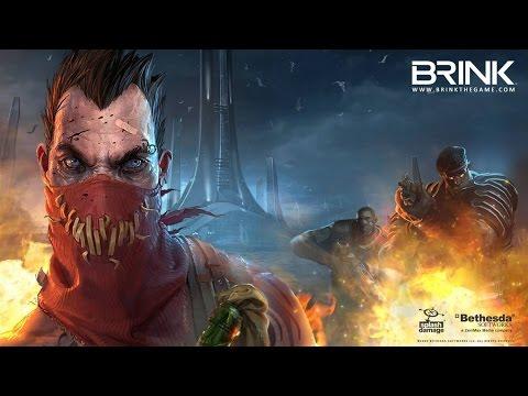 Прохождение игры Brink #1