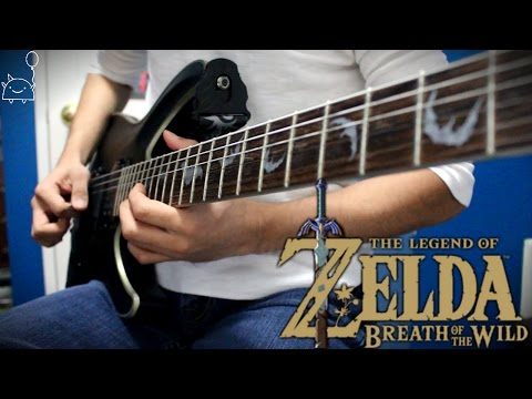 Tema musical del tráiler de Breath of the Wild, versión Rock