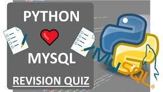 Python MySQL Database Tutorial - Connecting the Database to Python