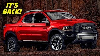 Ram/Dodge Dakota Returns For 2021? – What We Know & Will It Happen?