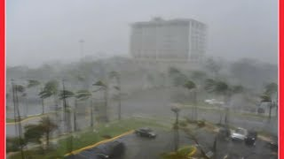 STRANGE WEATHER STRIKES PUERTO RICO | END TIMES SIGNS 2017