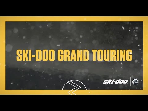 2017 Ski-Doo Grand Touring SE 1200 4-TEC in Unity, Maine