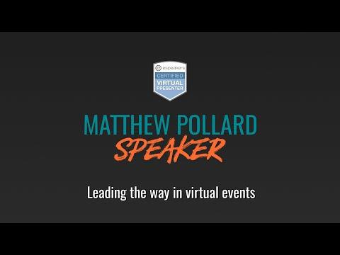 Sample video for Matthew Pollard