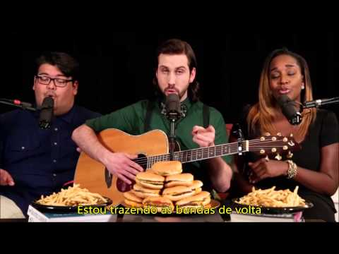 All About That Bass - Avi Kaplan (Legendado/BR)