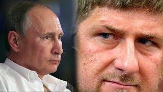 Путин теряет контроль над Кадыровым