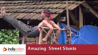 Awesome street performers