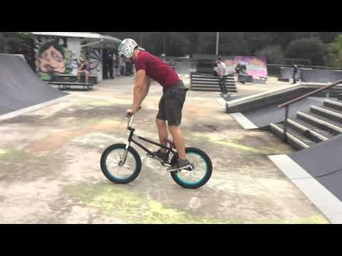 Savannah GA Bmx Edit | Woodys Skatepark