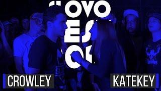 SLOVOFEST 2015: CROWLEY vs. KATEKEY