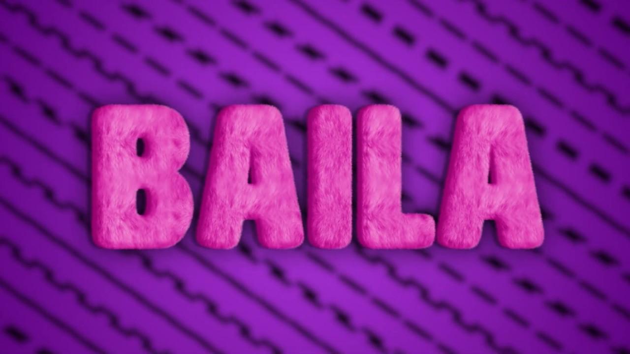 DJ ClimeX feat. Nathaniel & Nolay – Baila