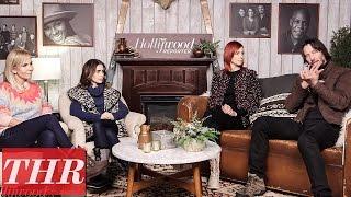 Keanu Reeves, Lily Collins, & Carrie Preston Talk Marti Noxon's 'To The Bone' | Sundance 2017