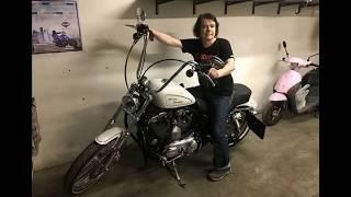 По дороге в ГИБДД Евгений Осин разбился на новом мотоцикле