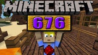 Mehr Themen! Ich verheiz' die :D - Let's Play Minecraft #676 [Deutsch | HD]