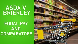 Equal pay and comparators | Asda v Brierley and others