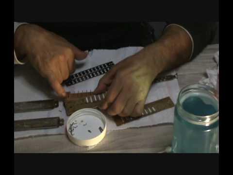 A guéri leczéma par le sel marin