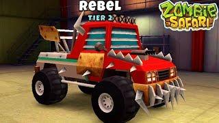 МАШИНКИ и ЗОМБИ zombie safari #19 прохождение ИГРЫ ПРО МАШИНЫ как мультик VIDEOS FOR KIDS games car