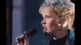 Agnetha Faltskog  The Last Time Wogan Show BBC TV  Feb 3rd 1988