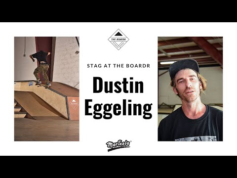 Dustin Eggeling in Stag at The Boardr Presented by Marinela