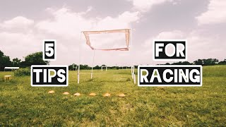 5 Tips for FPV Drone Racing