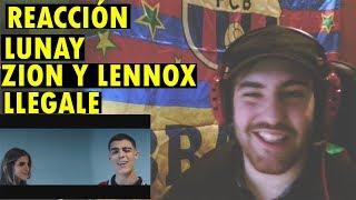 Llegale   Lunay X Zion Y Lennox ( Video Oficial ) (REACCIÓN)