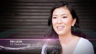 Peh Leon finalist Miss Universe Malaysia 2017 Introduction
