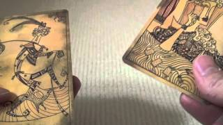 Book of Shadows Tarot (Andrea Aste) Unboxing