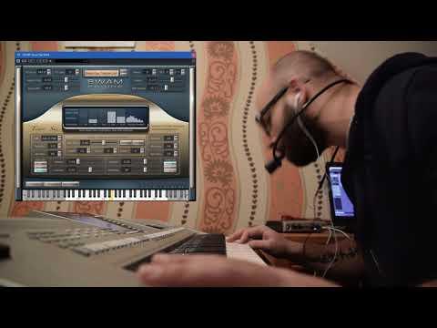 SWAM (Audio Modeling) Saxophones Demo