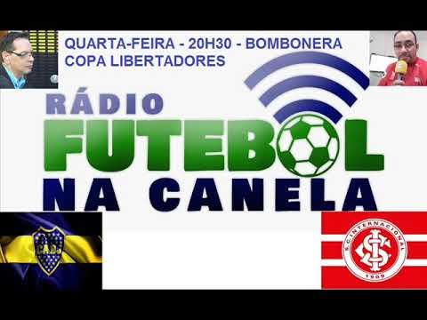 Emoção do Rádio: Ouça os gols e pênaltis de Gols Boca Juniors (5)0x1(4)Internacional