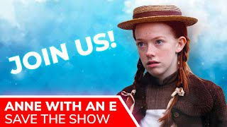 ANNE WITH AN E Season 4: Join #SaveAnneWithAnE Campaign to Ask Netflix to Bring Back the Show