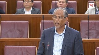 """Min Masagos on the """"Aspirations of Singapore Women"""" motion and highlight of exchanges with MP Faisal"""