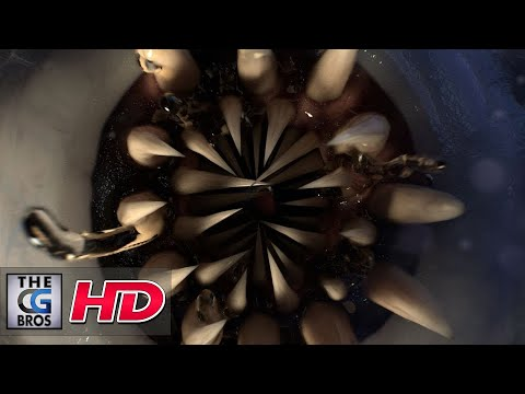 """CGI 3D Animated Short: """"The Shark In The Park""""  – by Polynoid"""