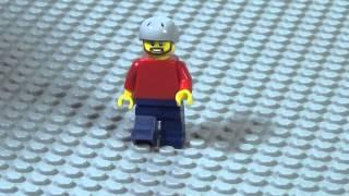 Как делать лего-мультфильмы, часть 1, вводный урок