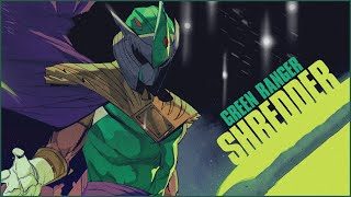 Shredder Becomes The Green Ranger