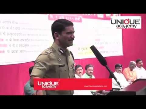 Vishwas Nagare Patil's (IPS) Latest speech for UPSC/MPSC Aspirants |  Struggle & Success