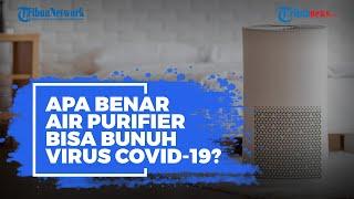 Air Purifier Disebut Bisa Bunuh Covid-19 di Rumah, Begini Faktanya Sebenarnya