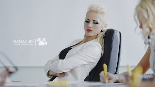 OFFICE female dancehall OLIA LETA - WINE lesson