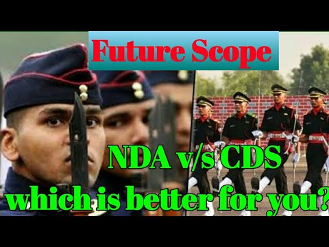 NDA vs CDS| nda vs cds comparison| which is better|