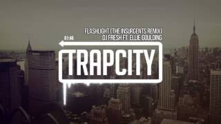 DJ Fresh ft. Ellie Goulding - Flashlight (EXSSV Remix)