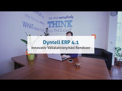 Dyntell Software  - Dyntell ERP 4.1