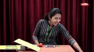 What Rolls, What Slides | Maths For Class 2 | Maths Basics For CBSE Children